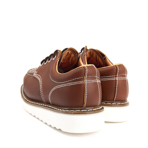 돔바 BONANZA LOW [M-4014] (BROWN)
