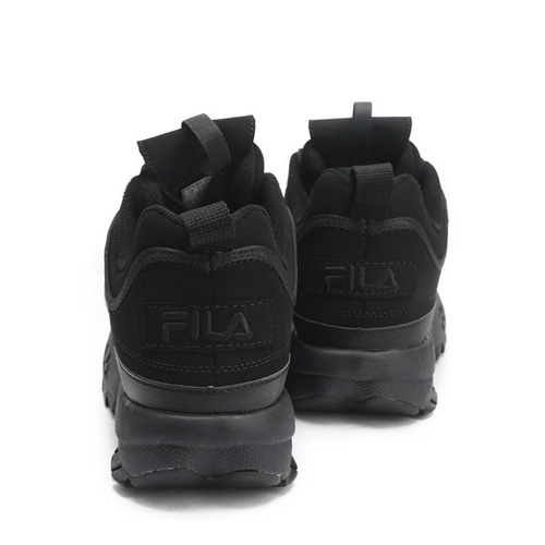 휠라 디스럽터 2 (DISRUPTOR II - TRIPLE BLACK) [FW04495-001]