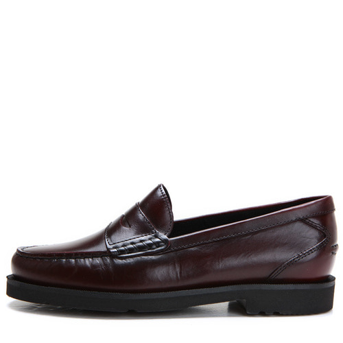 락포트 페니 로퍼 (PENNY LOAFER - BURGUNDY) [V80548]