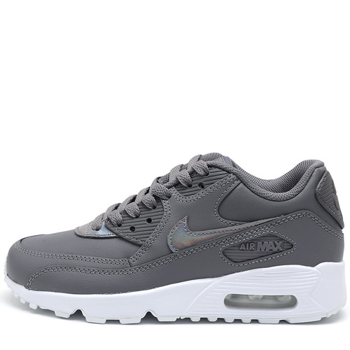 [DP6288] 나이키 에어 맥스 90 레더 GS (NIKE AIR MAX 90 LEATHER (GS)) [833376-012]